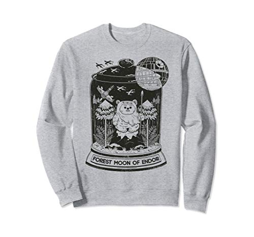 Star Wars Ewok Terrarium Sweatshirt