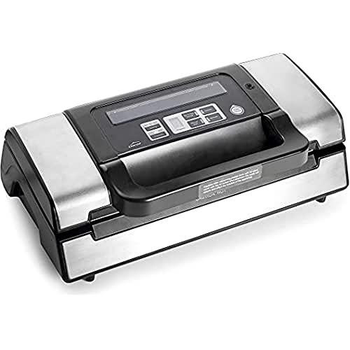 Lacor 69353 69353-Máquina de vacío Efficient Profesional, Libre de BPA, 130 W, Acero...