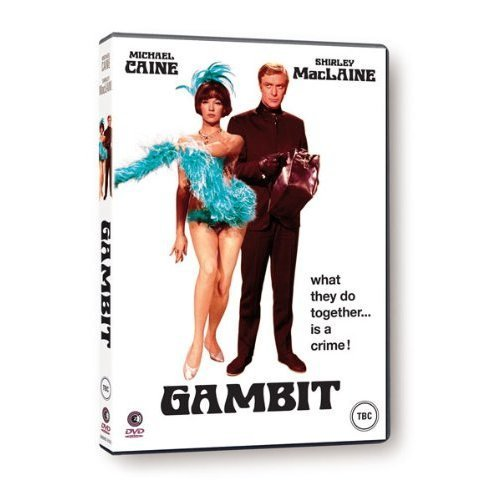 Das Mädchen aus der Cherry-Bar / Gambit (1966) ( ) [ UK Import ]