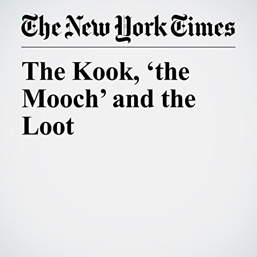 The Kook, 'the Mooch' and the Loot copertina
