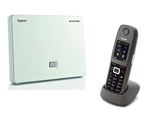 Siemens Gigaset N510IP - Estación Base y teléfono R650H