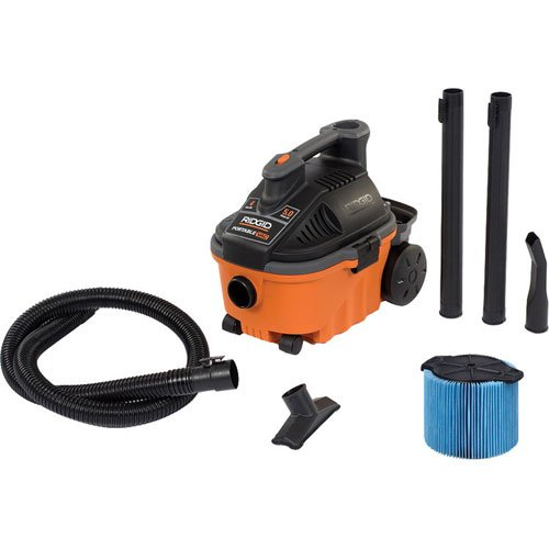 Ridgid WD4070 4 Gallon Portable Vacuum
