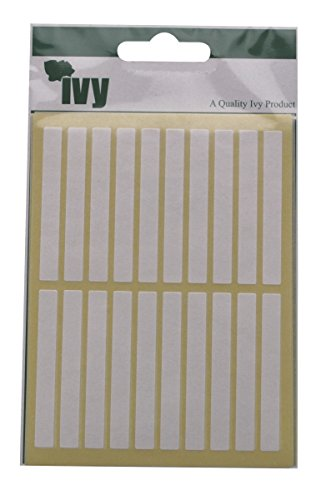 Ivy White Labels 6x50mm