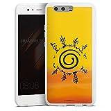 DeinDesign Coque en Silicone Compatible avec Huawei P10 Plus Étui Silicone Coque Souple Naruto...