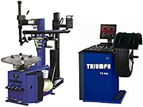 TRIUMPH NTC950-1 & NTB-800 Tire Service Combo Package