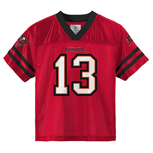 Mike Evans Tampa Bay Buccaneers #13 Red Youth 8-20 Home Player Jersey (14-16)