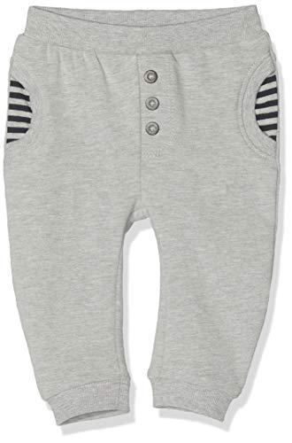 s.Oliver Baby-Jungen 65.908.75.5038 Hose, Grau (Grey Melange 9400), (Herstellergröße: 68)