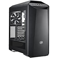 Cooler Master MasterCase Maker 5 Midi-Tower Negro - Caja de Ordenador (Midi-Tower, PC, Negro, ATX,Micro ATX,Mini-ITX, Rojo, 19 cm)