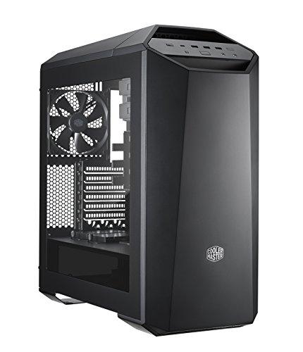 Cooler Master MasterCase Maker 5 PC-Gehäuse 'ATX, micro-ATX, Mini-ITX, USB 3.0, Seitenfenster' MCZ-005M-KWN00