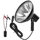 Ueohitsct 100 W LED HID mano antorcha caza punto luz trabajo proyector camping pesca barco