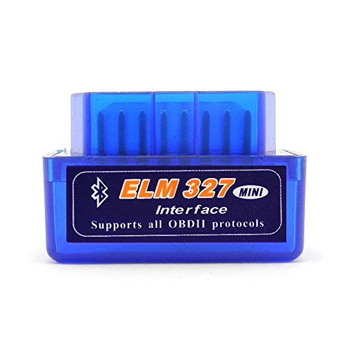 Mestart OBDII OBD2 Bluetooth Car Diagnostic Scan Tool Auto OBD Scanner for Android Devices