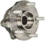 WJB WA513266 - Wheel Hub Bearing Assembly - Cross Reference: Timken 513266 / Moog 513266 / SKF BR930729