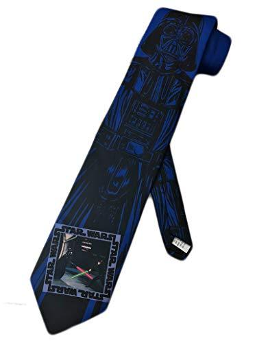 Ralph Marlin Mens Star Wars Necktie - Multicoloured - One Size Neck Tie