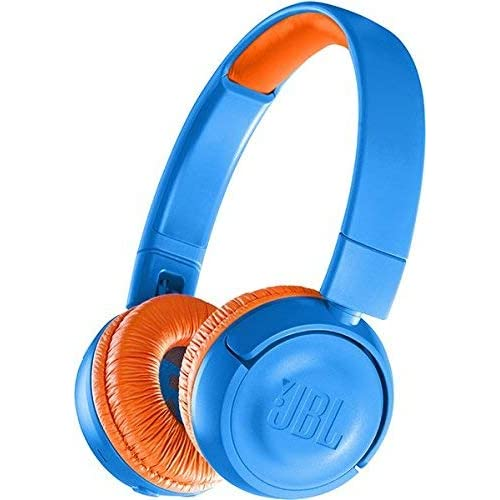 397702c0d60 JBL JR300BT Kids Wireless Bluetooth On-Ear Headphones with Safe Sound  Limited Volume to Protect
