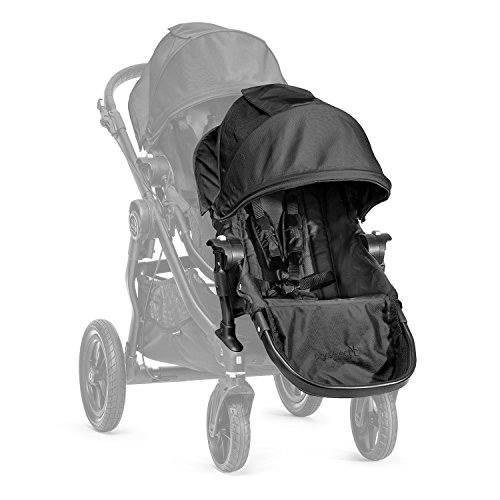 Baby Jogger 745146034105 City Select Zweitsitz, schwarz