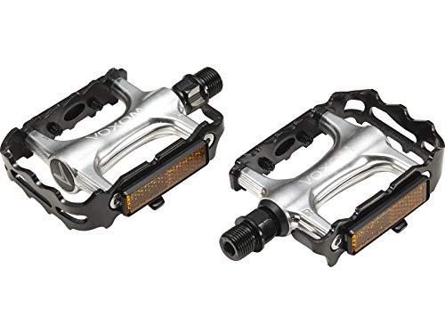 Voxom Trekking pedalen Pe22, zwart, één maat