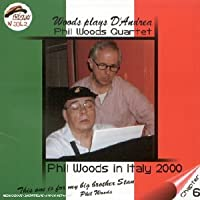 WOODS PLAYS D' ANDREA-PHIL WOODS IN
