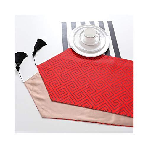 WXIAO Stijlvolle Rechthoekige Tafellopers Antifouling Hotel Thuis Keukenblad Tafelkleed