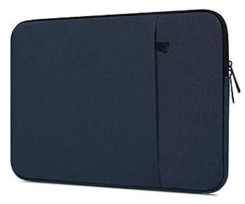 15.6 Waterpoof Laptop Case Sleeve for Acer Chromebook 15/Aspire E 15 E5 Acer Aspire 5 Slim Laptop Acer Nitro 15 Samsung Toshiba Lenovo HP Chromebook Protective Notebook Bag Navy Blue