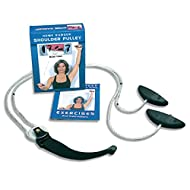 Home Ranger Shoulder Pulley - The Original Over Door Exerciser for Performing Shoulder Exercises Without Weights