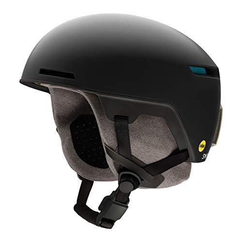 Smith Optics Code MIPS Casco de Esquí, Unisex Adulto, Negro, L