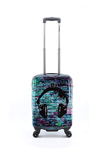 Saxoline Valigia bagagli, Bedruckt