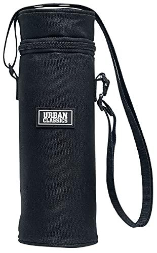 Urban Classics Flaschen Kühl-Tasche Bottle Cooler Tragetasche, 26cm, 0,75 Liter