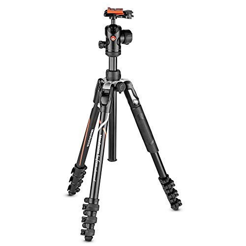Manfrotto Befree Advanced Travel Tripod & Ball Head for Sony Alpha Lever Lock