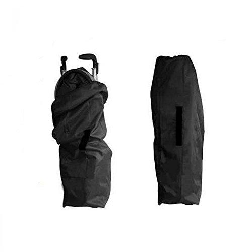 Yuccer Transporttaschen, Aufbewahrungstasche Schutzhülle für Kinderwagen Tasche Leicht Faltbarer Reisetasche Wasserdicht Tragegriff Stroller Travel Bag (A)