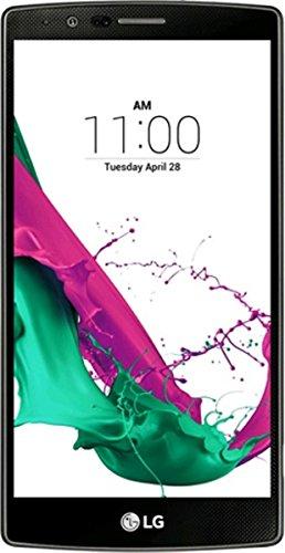 LG G4 Dual SIM H818P 32GB QHD Display Unlocked Smartphone Leather Red