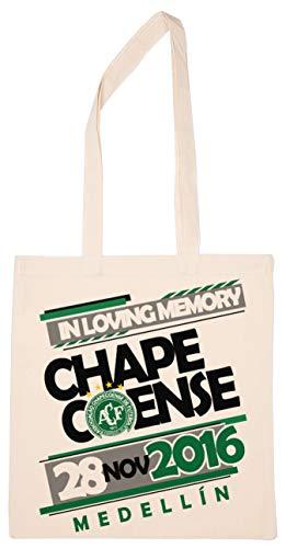 Enigmae In Loving Memory Soccer Brasil Football Team Reutilizable Compras Tienda de Comestibles Algodón Bolsa Reusable Shopping Bag