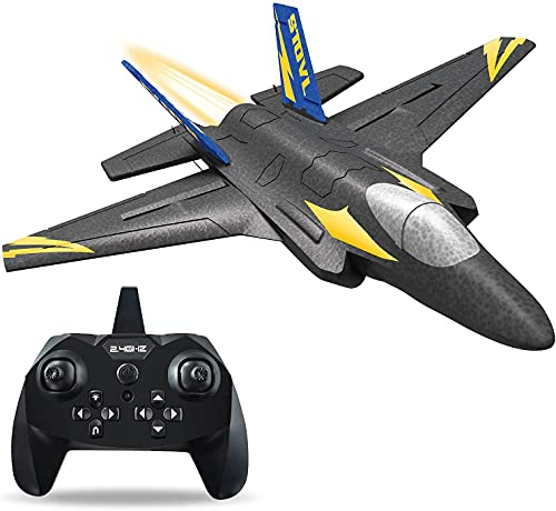 RC Plane - 2.4Ghz 4 Channels Remote Control Airplane Ready to Fly,RC...