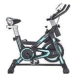 SAFGH Bicicletas de Ejercicio estacionarias - Bicicletas de Ciclismo para Interiores Bicicletas giratorias Totalmente Ajustables con Pedales Antideslizantes y Asientos cómodos para Equipos de fitn