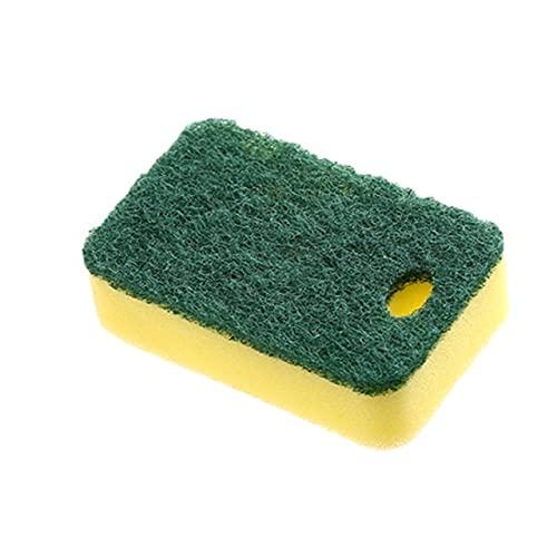 LINGP Cocina Nano Emery Magic Clean Frote Olla Óxido Manchas focales Kit de eliminación de Esponja Borrador de Limpieza Almohadillas para Fregar Olla para Lavar Platos Sartén