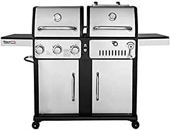Royal Gourmet ZH3003S 3-Burner Gas & Charcoal Grill