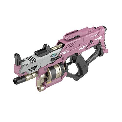 ガールガンレディ ブラストガールガン Ver.ブラボータンゴ 1/1スケール 色分け済みプラモデル ピンク