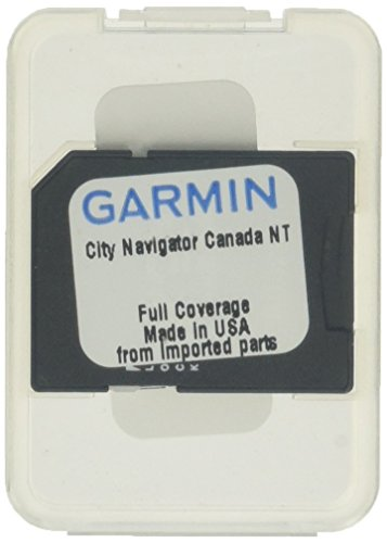 MicroSD/SD,City Navigator North America NT-Canada