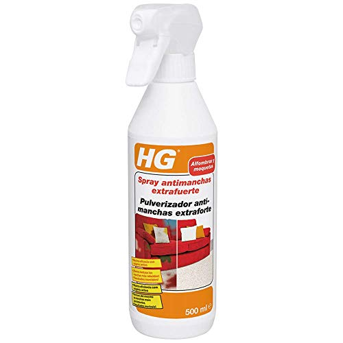 HG 144050130 - Spray Antimanchas Extrafuerte, Transparente, 500 Mililitros