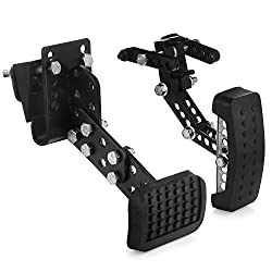 cheap Source mobility gas extenders and brake pedals for cars, carts and toys