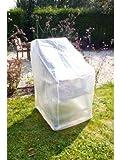 Beo Schutzhülle für Stapelstühle Hochlehner aus Polyester-Gewebe Oxford 420D