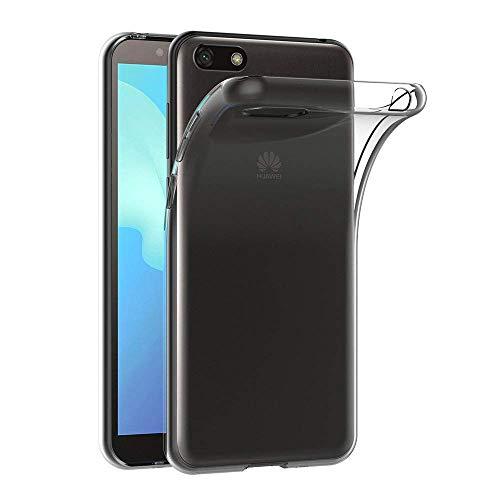 MaiJin Funda para Huawei Y5 2018 (5,45 Pulgadas) Resistente a arañazos TPU Cubierta de Delgada Capa de…