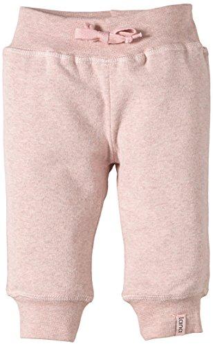 Lana Natural Wear Baby - Mädchen Hose Wendehose Jule, Einfarbig, Gr. 104 (Herstellergröße: 98/104), Rosa (Rose Water 5600)