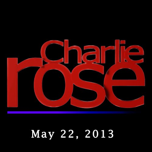 Charlie Rose: Phil Jackson and Richard Anderson, May 22, 2013 cover art
