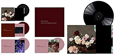 Power Corruption and Lies (Definitive Edition)(2CD/2DVD/1LP)