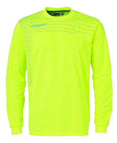 uhlsport Shirt Match GK - Chándal de fútbol para Hombre, Color Amarillo,...