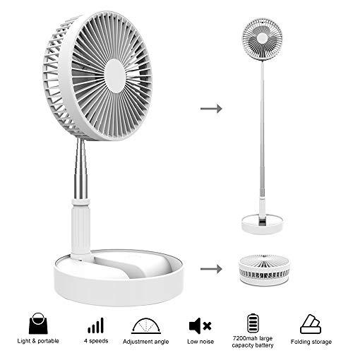 Portable Standing Fan, 7.5
