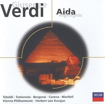 Verdi: Aida (highlights)