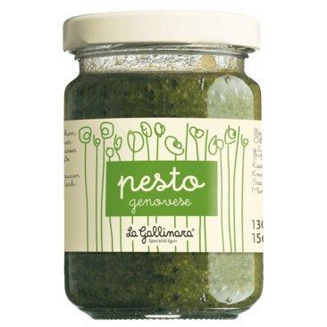 La Gallinara Pesto alla Genovese / Pesto Genoveser Art 130 gr.