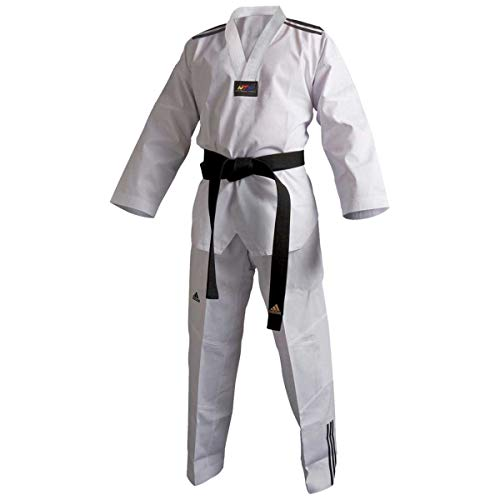 ADIDAS Club Dobok Junior, Blanco/Blanco, 150cm