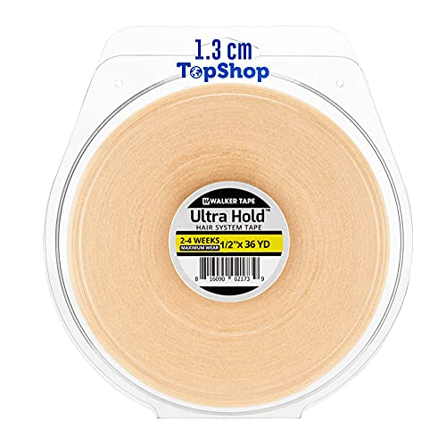 """Walker Ultra Hold Adhesive tape 1/2"""" X 36 yards Double Side Adhesive"""